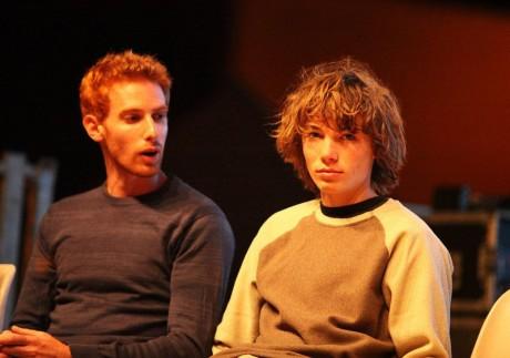 В ляво Gabriele Moroni, дясно Еnzo Оddo