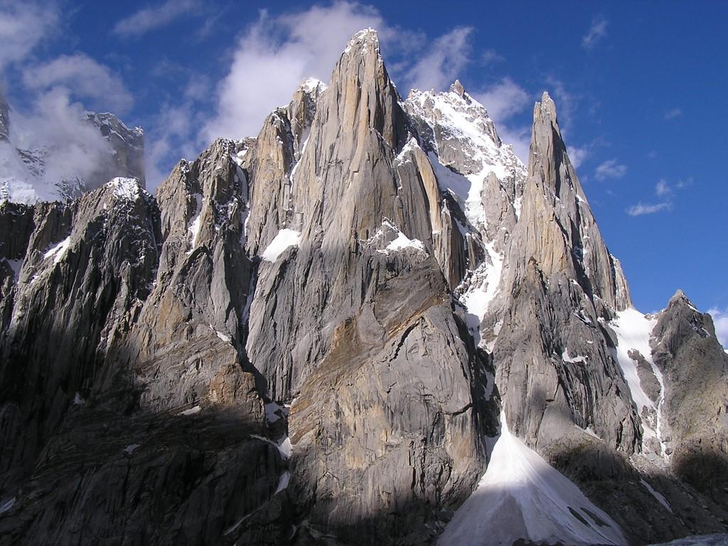 Uli Biaho Tower, 6109 м.