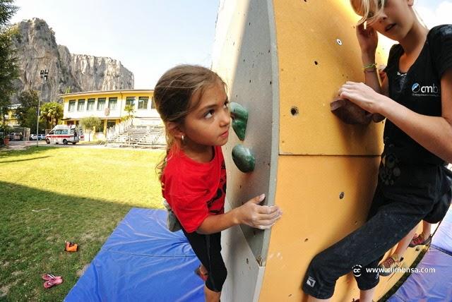 Защо катеренето е спорта за вашите деца
