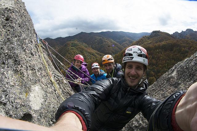Курс катерене на скали-Родопи