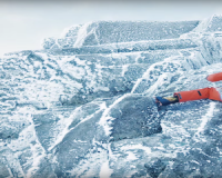 """222  ВИДЕО: Дани Арнолд по """"Анубис"""", един от най-трудните миксови маршрути в Шотландия"""