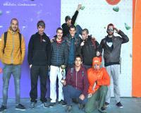 SIZ 0415  Национален университетски шампионат по катерене