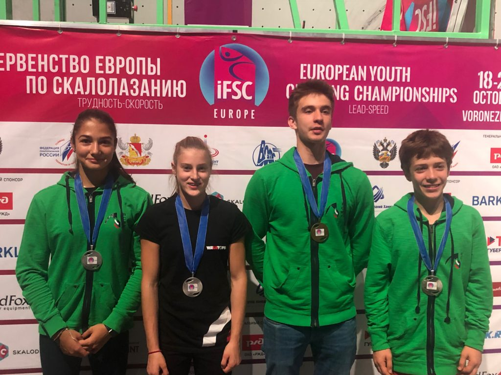 Европейско първенство във Воронеж-Русия